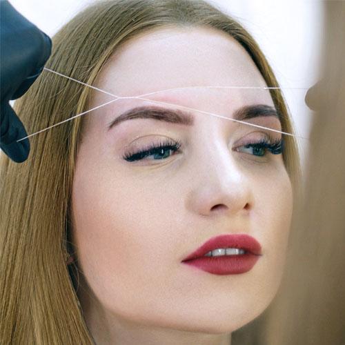 Eyebrow Threading and Waxing